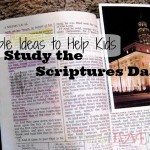 Family Scripture Study