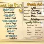 Our Summer Schedule & 120 Summer Fun Activities
