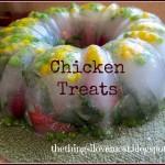 Chicken Treat to Beat the Heat