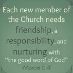 December Young Women / Young Men Handouts – Building the Kingdom of God in the Latter Days / Edificar el reino de Dios en los últimos días