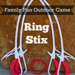 RingStix – A Family Friendly Outdoor Game {Giveaway}