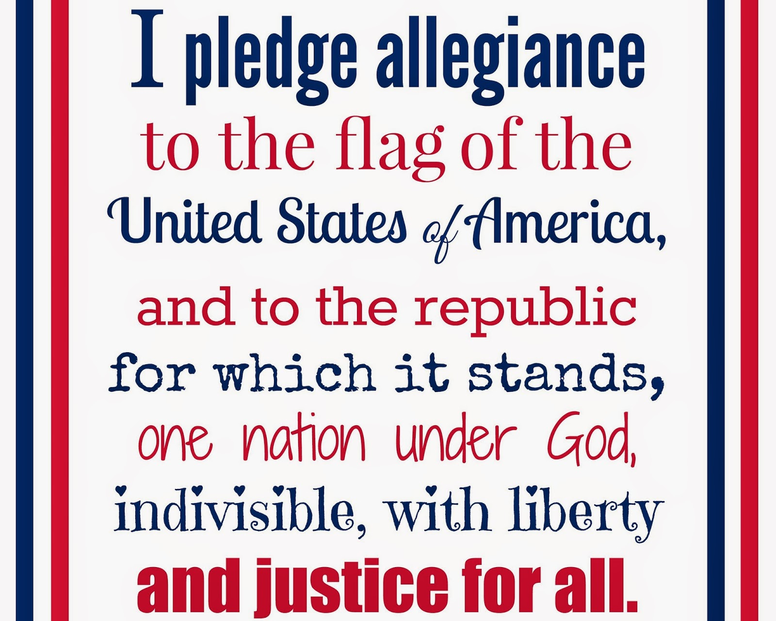 picture regarding Pledge of Allegiance Words Printable called A Lion VS The Hyenas The Very last Refuge