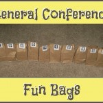 Conference Fun Bags 2014 – General Conference Round Up