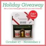 Merry Christmas Cox's Honey Giveaway