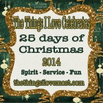25 Days of Christmas Spirit, Service & Fun 2014