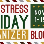 The No-Stress Holiday Organizer – An All-In-One Guide To Planning and Recording Your Holidays