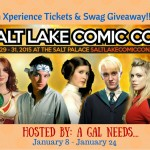 Salt Lake Comic Con Fan X Giveaway