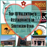 Top 10 Valentine's Day Restaurants in Southern Utah