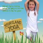 Playful Planet's Storyland Yoga and Condor Trek {Giveaway}