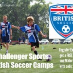 Challenger Sports – British Soccer Camps + Promo Code