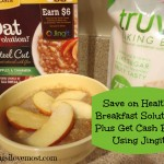 Save on Healthy Breakfast Solutions Plus Get Cash Back Using Jingit