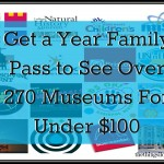 Get a Year Family Pass to See Over 270 Museums For Under $100