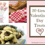 20 Great Valentine's Day Treats to Share  {Guest Post: Alyssa Craig}