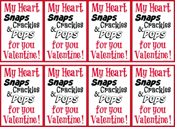 heart valentines