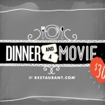 Restaurant.com – Valentines Day Dinner & a Movie Promo
