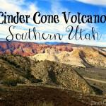 Cinder Cone Volcano Hike in Southern Utah