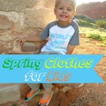 Spring Clothes for Kids from Carter's + Coupon