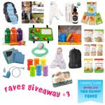 Spring Baby Shower Faves giveaway