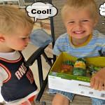 Kernel Shucks – John Deere Giveaway