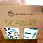 Margaux & May Swaddle Blankets {Giveaway}