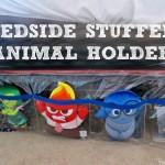 DIY Bedside Stuffed Animal Holder