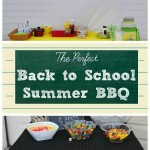 Back to School Barbecue