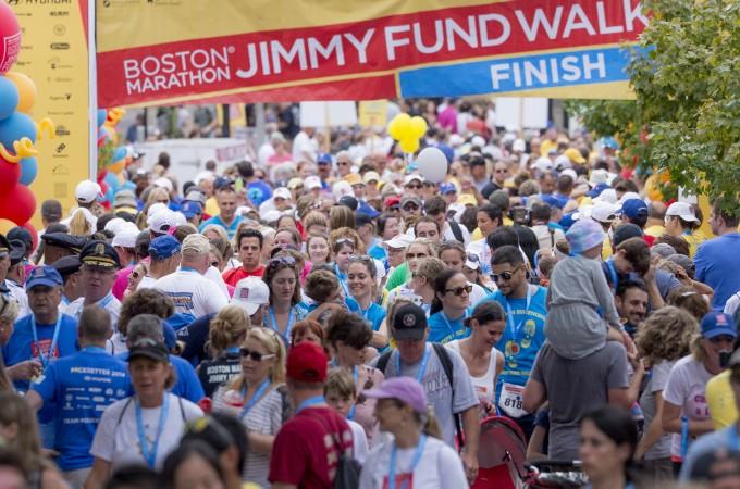 Jimmy Fund Walk