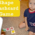 Teaching Children Shapes with Fun Games