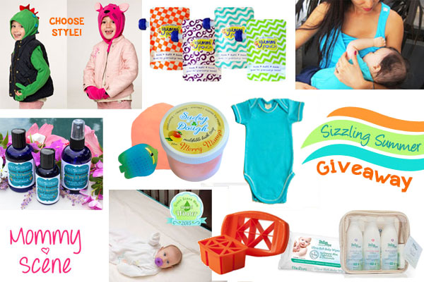 Sizzling Summer Giveaway