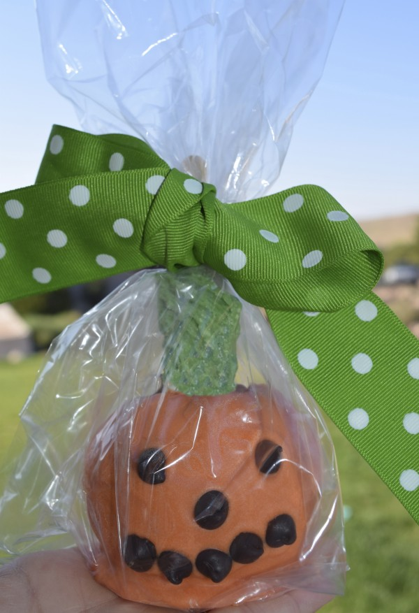 Pumpkin Caramel Apple 2