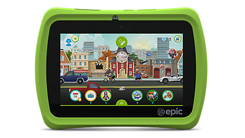 LeapPad Epic – a Perfect Educational Gaming System for Kids