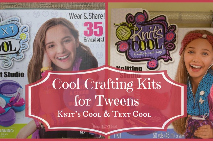 Crafting Kits – The Perfect Gift for Tweens
