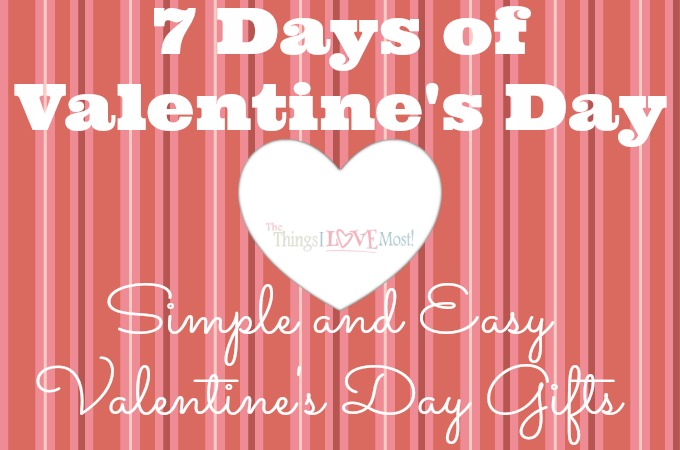 7 Simple and Easy Valentine's Day Gifts