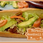 Bertolli Meatball Subs – Made in Minutes