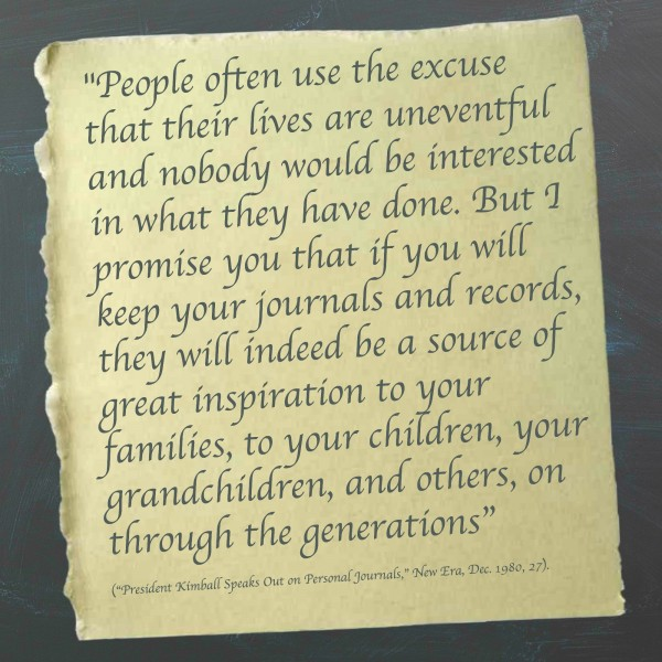 No Excuses to Not Journal - Teaching Your Children The Importance of Journal Writing
