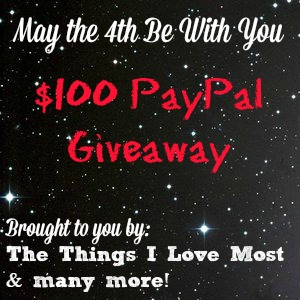 $100 PayPal Giveaway Just to Say Thanks