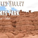 Family Fun at Goblin Valley State Park