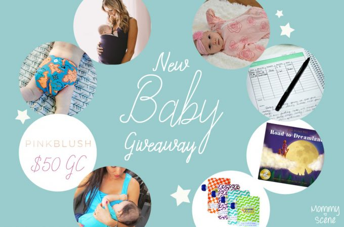 Having a New Baby? Enter this Giveaway