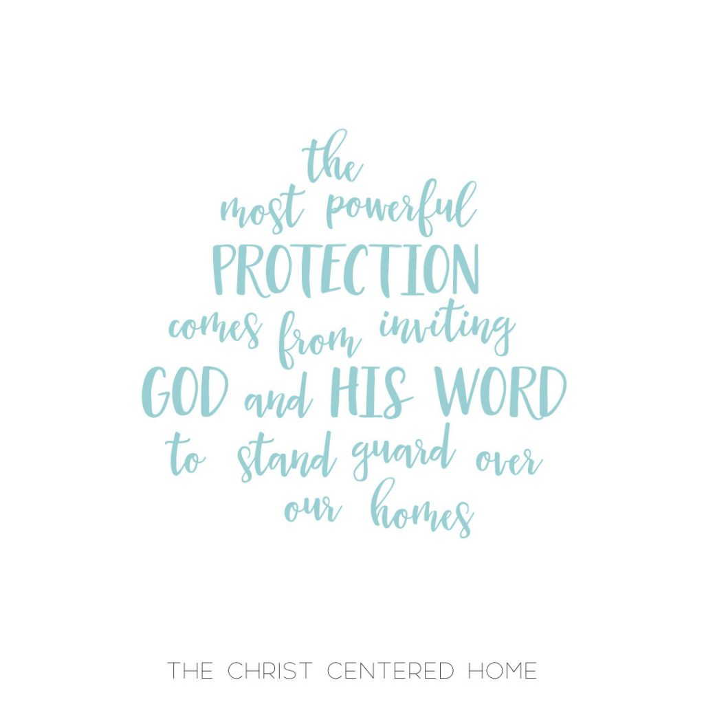 The Christ-Centered Home: Inviting Jesus In by Emily Belle Freeman