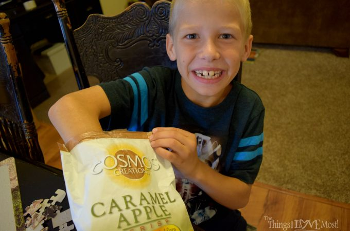 What We Think of Cosmos Creations Puffed Corn