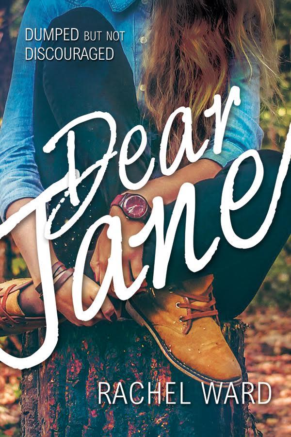 Dear Jane by Rachel Ward {Book Review}
