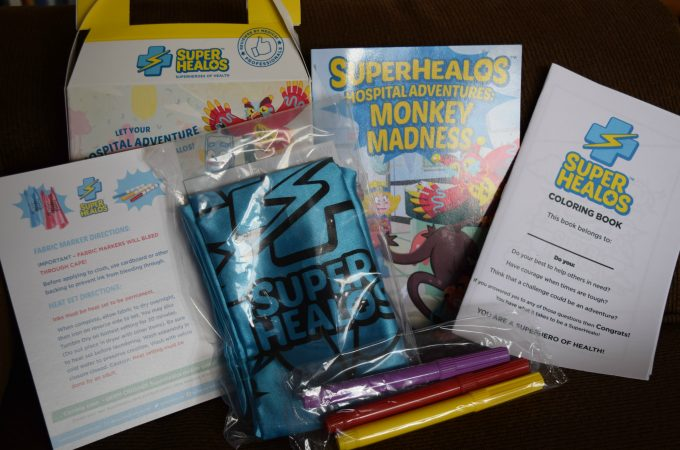 """A Great """"Get Well Soon"""" Gift for Any Child – SuperHealos"""
