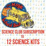 Magic School Bus Science Kit Subscription (50% OFF Plus Free Shipping)