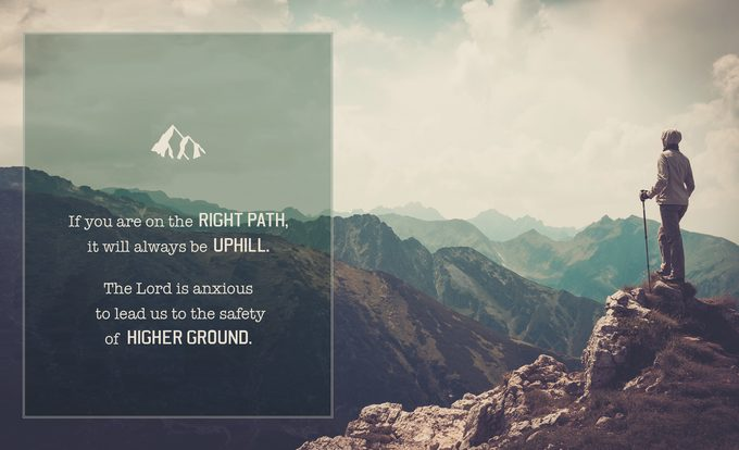 On the Path Home – Quote Book by Henry B. Eyring