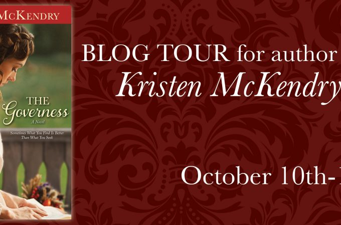 The Governess by Kristen McKendry Blog Tour