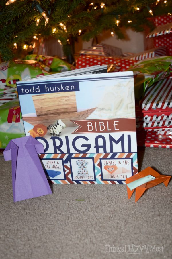 Bible Origami - A Fun Way to do Origami