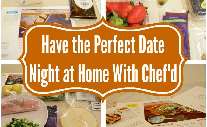 Have the Perfect Date Night at Home With Chef'd