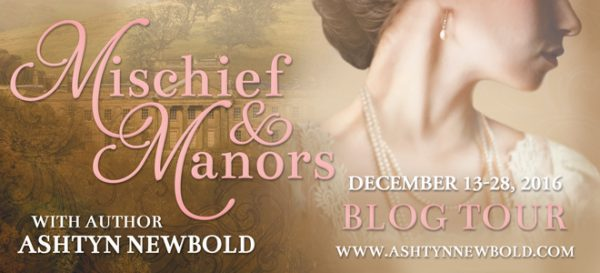 Mischief and Manors by Ashtyn Newbold Book Review