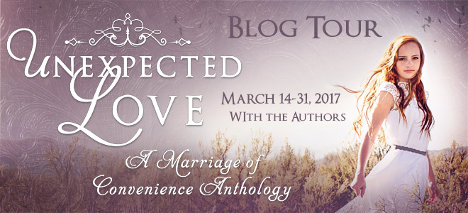 Unexpected Love: A Marriage of Convenience Anthology {Blog Tour}
