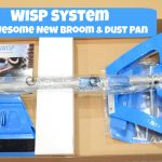 WISP System – An Awesome New Broom & Dust Pan